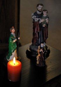 saint statues